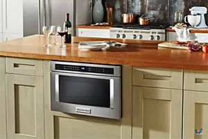 Best Under Cabinet Microwaves
